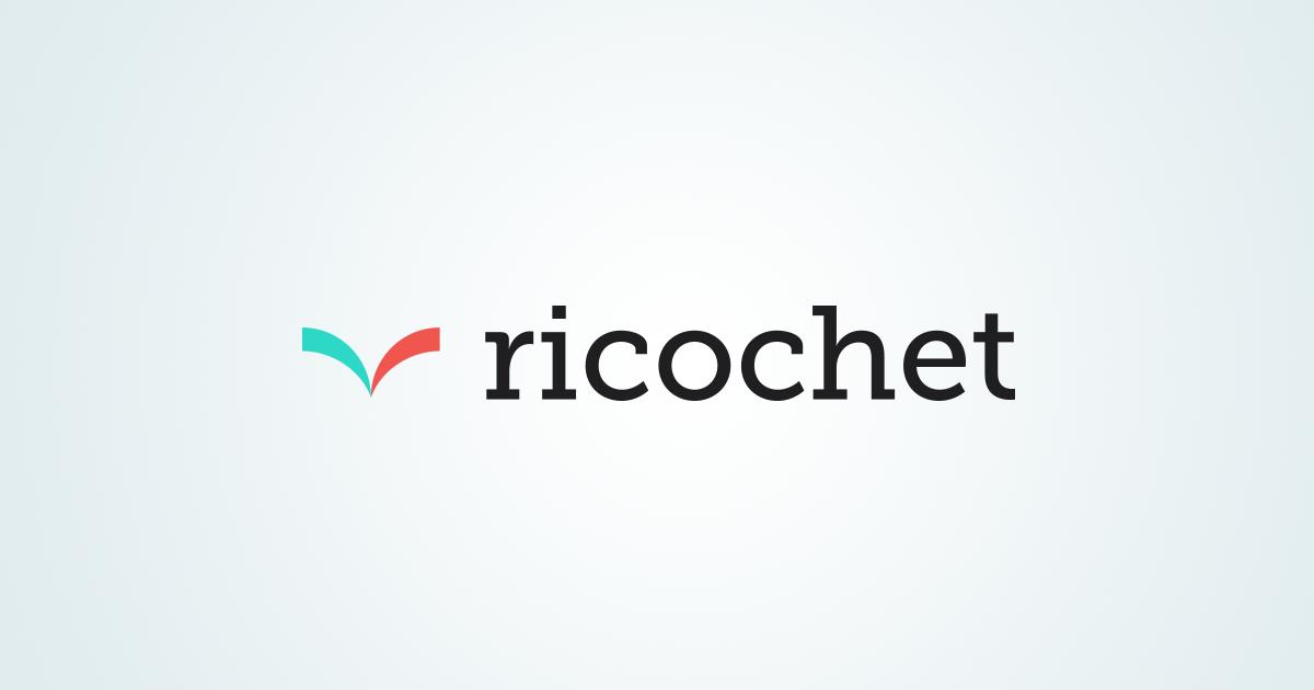Ricochet - Ricochet