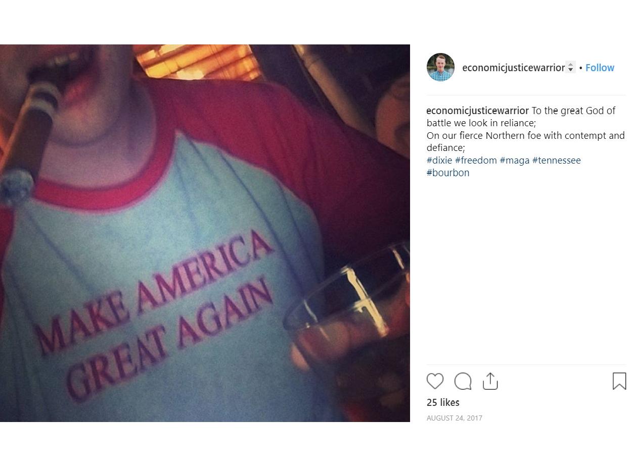 Rebel Media reporter worked for white supremacist web store   Ricochet