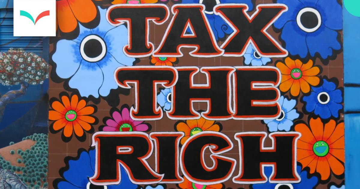tax the rich America has been doing income taxes wrong for more than 50 years all americans, including the rich, would be better off if top tax rates went back to eisenhower-era levels when the top federal.
